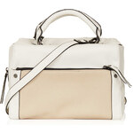 Topshop Colour Block Bowler Bag