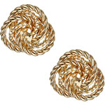 Topshop Rope Knot Studs