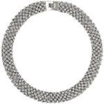 Topshop Premium Rhinestone Surround Collar