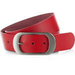 Esprit smooth leather belt