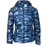 Terranova Patterned padded jacket