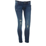 Terranova Women's jeans with front hip pockets