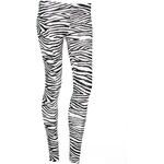 Terranova Zebra-print leggings