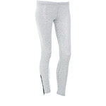 Terranova Melange leggings with zip