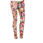 Terranova Leggings with flowers