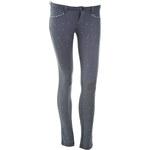 Terranova Long trousers with rhinestones