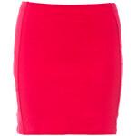 Terranova Elasticated print mini-skirt