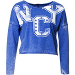 Terranova Sweatshirt with NYC print