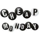 Cheap Monday   Odznáčky Cheap Monday