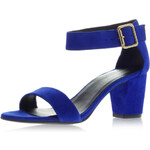 Topshop **Nina Block Heel Sandals by Kurt Geiger