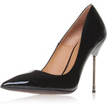 Topshop **Britton Metal Heel Pointed Stiletto by Kurt Geiger