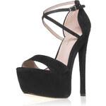 Topshop **Nanette Platform Sandals by Kurt Geiger