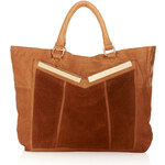 Topshop Patch Bar Panel Tote