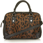 Topshop Leopard Pony Holdall