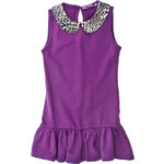 Terranova Sleeveless polo dress