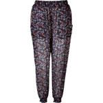 Anna Sui Printed Harem Pants