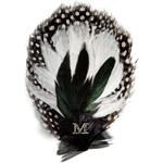 Maison Michel Feather Fascinator