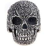 firetti Ring: Totenkopf / Skull