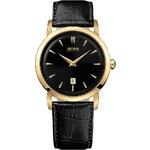 Armbanduhr, Hugo Boss, »SLIM ULTRA ROUND, 1512909«