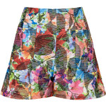 Topshop **Tropicana Shorts by Sister Jane