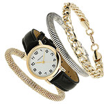 Topshop Watch Chain Pack