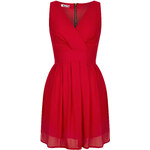 Topshop **Cross Bust Dress by Wal G