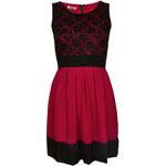 Topshop **Lace Chiffon Dress by Wal G