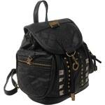 Firetrap Studded Backpack Ladies Black N