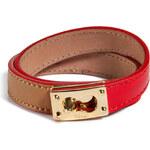 Fendi Leather Bangle