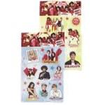 Samolepky High School Musical 2 - dle obrázku Mix hračky