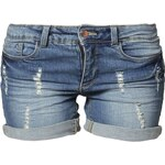 Jacqueline de Yong Jeans Shorts light blue denim
