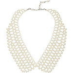 Topshop Peter Pan Pearl Collar