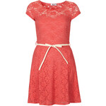 Topshop **Lace Sweetheart Dress by Wal G
