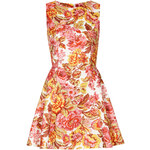 Topshop **Floral City Dress by Love