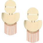 Topshop Semi Circular Sticks Earrings