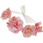 Topshop Pink Floral Prom Corsage
