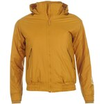Lee Cooper Viona Bomber Jacket Ladies Mustard 12 (M)