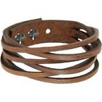 COWstyle GLEESON Armband braun