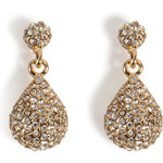 R.J.Graziano Crystal Drop Earrings