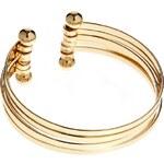 ASOS Cage Cuff Bracelet - Gold