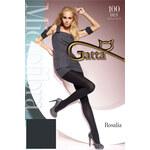 Dámské punčochové kalhoty Gatta Rosalia 100, šedá, 5XL