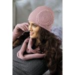 Čepice Kamea Lolita, růžová, univerzální