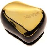 TANGLE TEEZER Compact Gold Fever - kompaktní kartáč na rozčesávání vlasů - zlatý lesklý