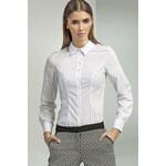 Košile dámská Nife K43, bílá