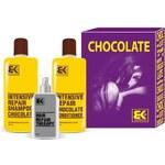 BRAZIL KERATIN Chocolate dárková sada Set 2014 - čokoláda