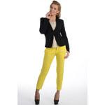 Kalhoty Avaro SD-83, žlutá