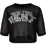 DKNY TShirt print black