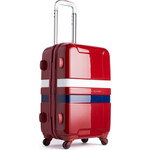 Tommy Hilfiger 4-wheel Hard Case