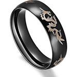 LightInTheBox Men's Dragon Ring