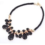 LightInTheBox Beautiful Alloy And Resin Necklace(More Colors)